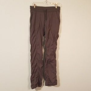 The North Face ladies tie waist pants, small